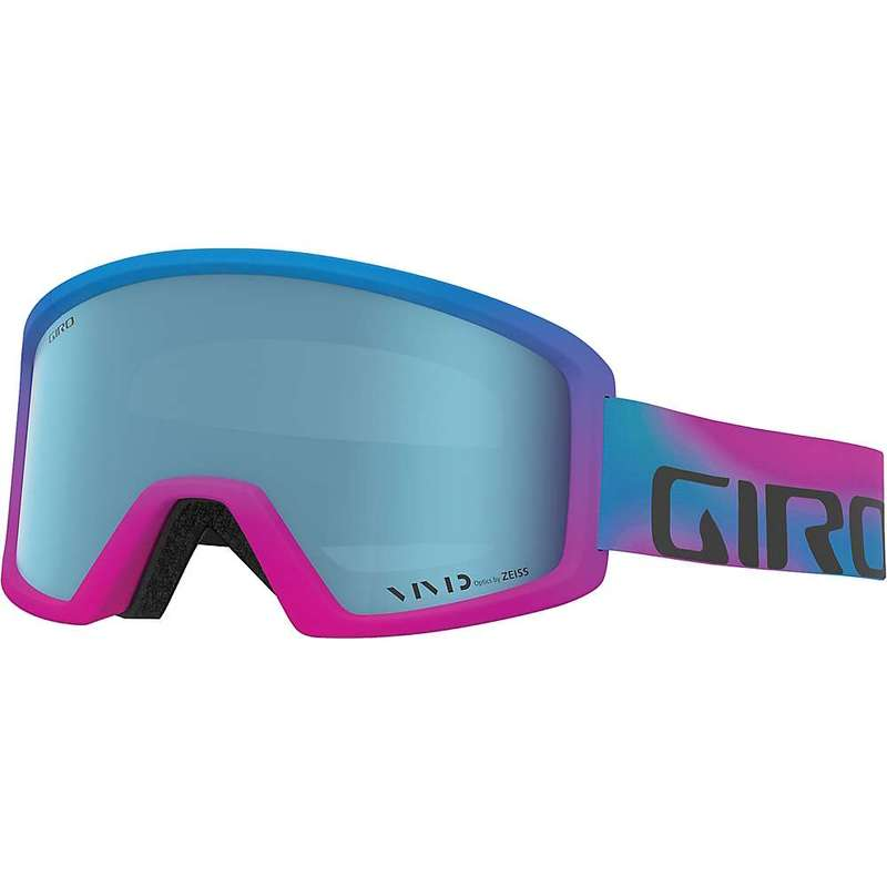 ジロ メンズ サングラス・アイウェア アクセサリー Giro Men's Blok Goggle Viva La Vivid/Vivid Royal
