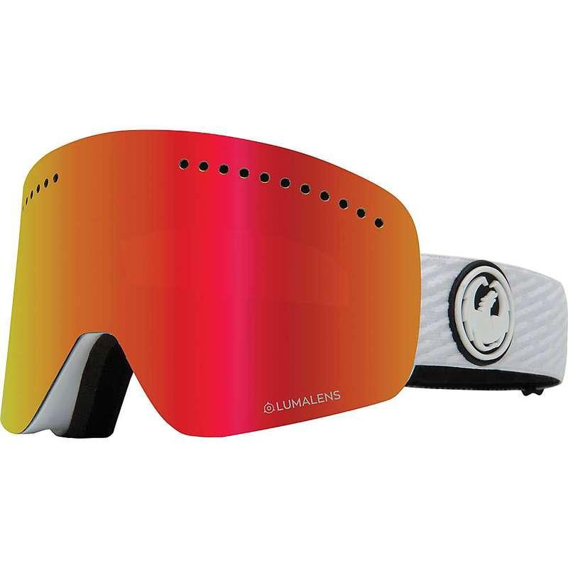 ドラゴン メンズ サングラス・アイウェア アクセサリー Dragon NFX Goggle PK White/Lumalens Red Ion