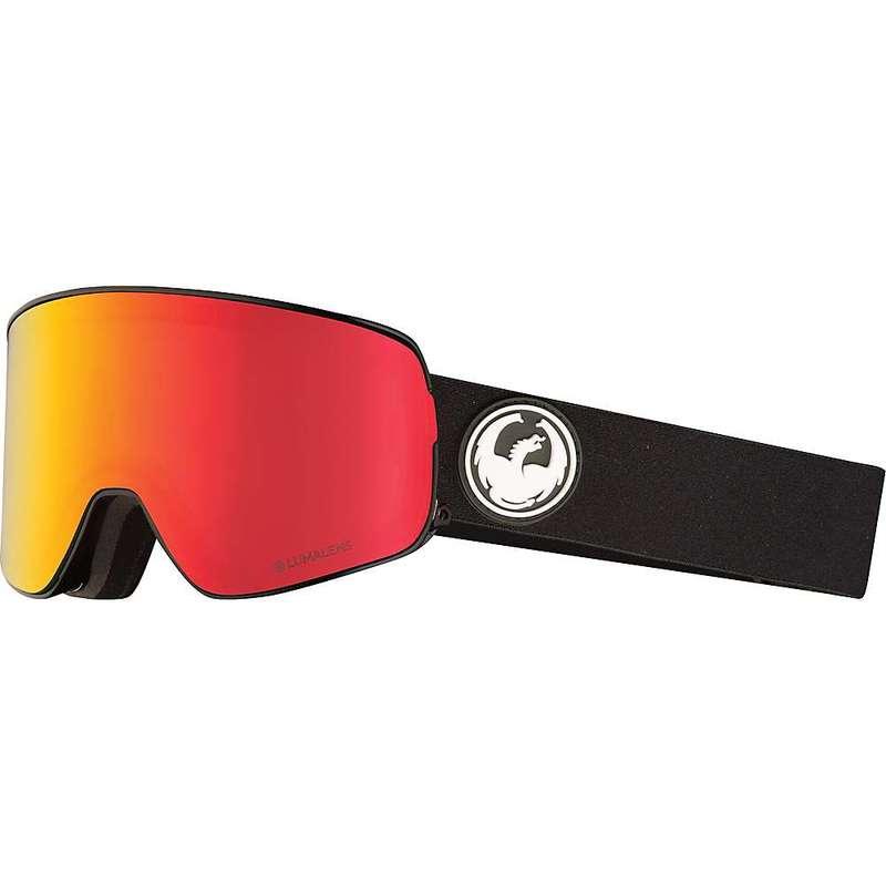 ドラゴン メンズ サングラス・アイウェア アクセサリー Dragon NFX2 Goggle Black / Lumalens Red Ion