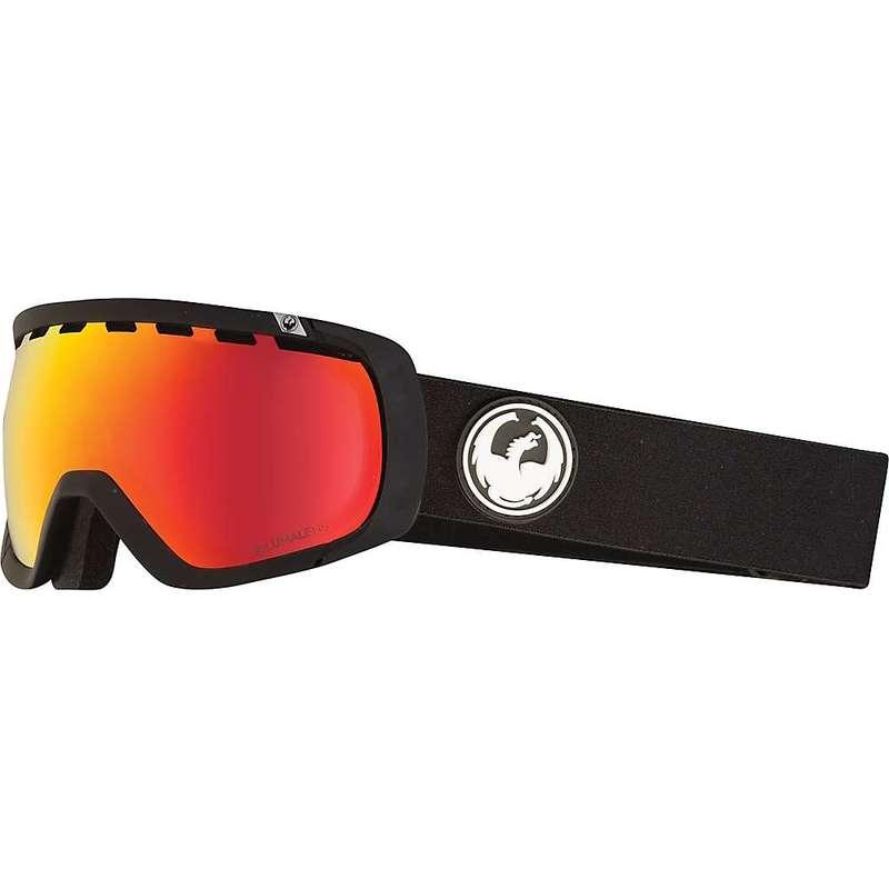 ドラゴン メンズ サングラス・アイウェア アクセサリー Dragon Rogue Goggle Black / Lumalens Red Ion