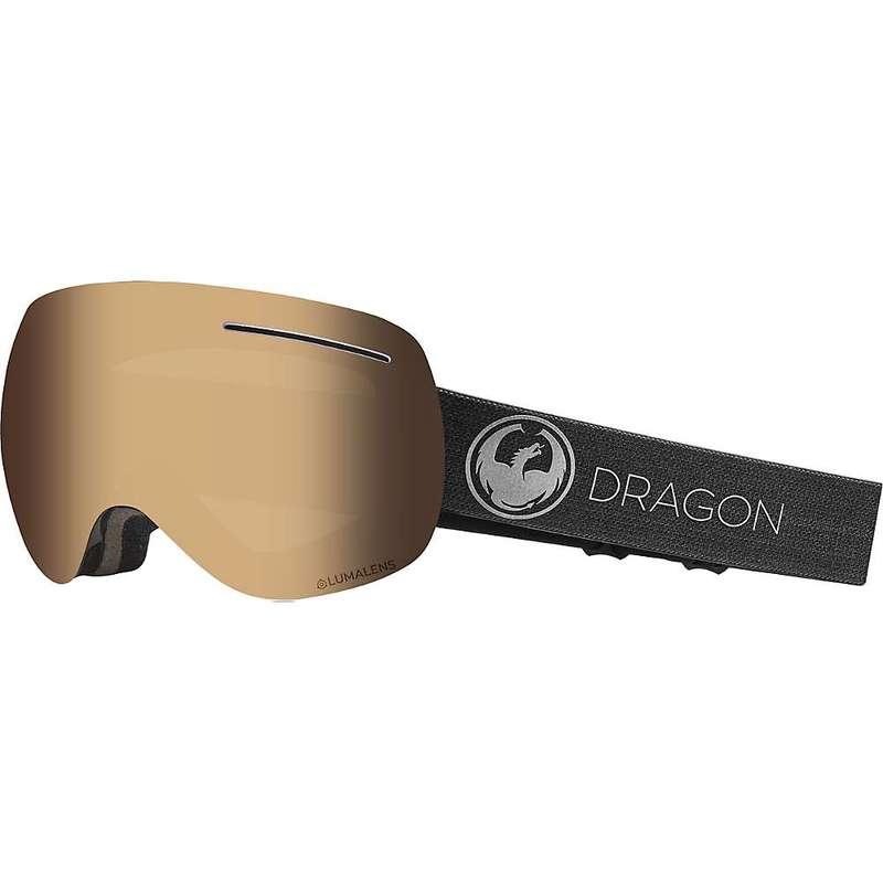 ドラゴン メンズ サングラス・アイウェア アクセサリー Dragon X1 Goggle Echo / Lumalens Amber