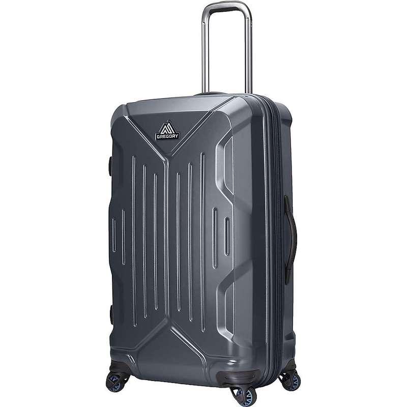 グレゴリー メンズ スーツケース バッグ Gregory Quadro Hardcase Roller 30 Travel Pack Slate Black