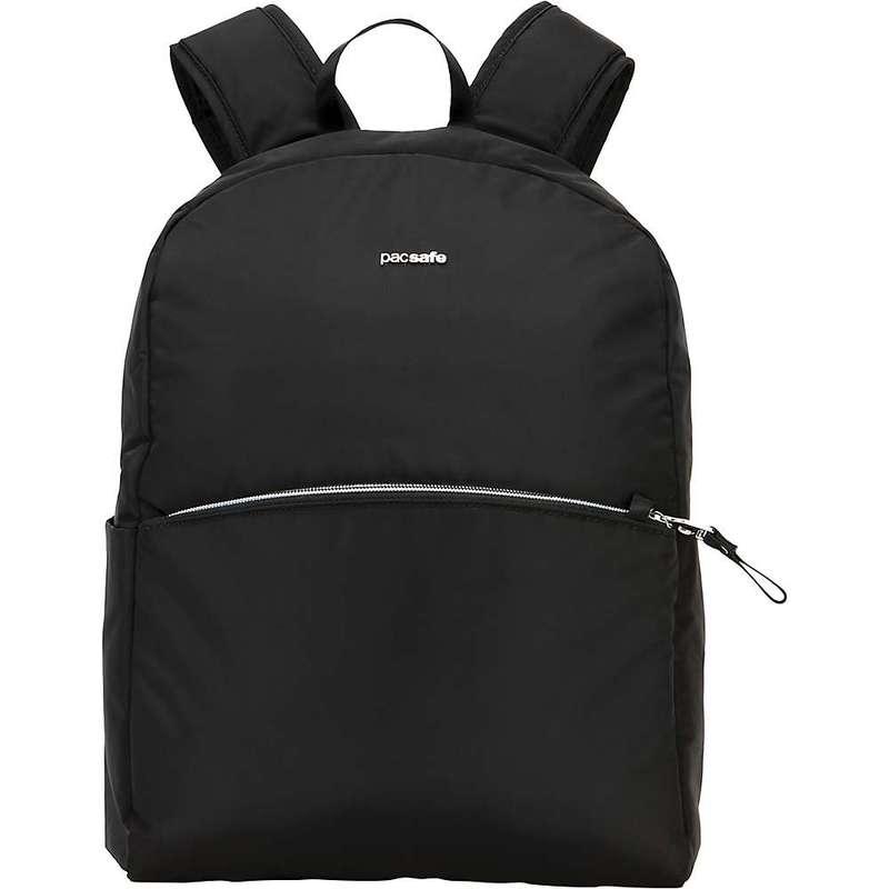 パックセーフ レディース バックパック・リュックサック バッグ Pacsafe Women's Stylesafe Backpack Black