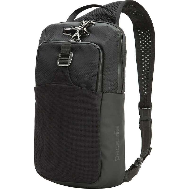 パックセーフ メンズ ボディバッグ・ウエストポーチ バッグ Pacsafe Venturesafe X Sling Pack Black