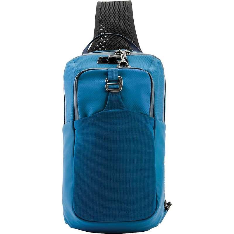 パックセーフ メンズ ボディバッグ・ウエストポーチ バッグ Pacsafe Venturesafe X Sling Pack Blue Steel