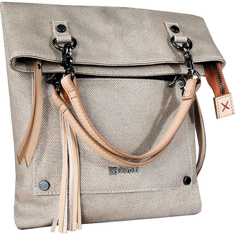 シェルパニ レディース ショルダーバッグ バッグ Sherpani Women's Rebel Crossbody Bag Natural