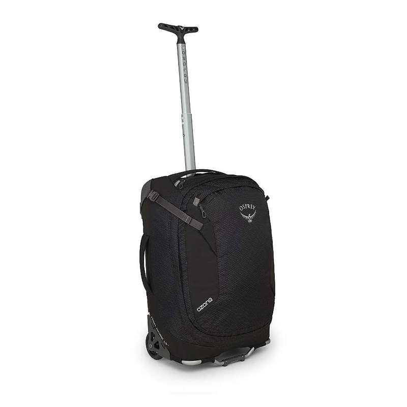 オスプレー メンズ バックパック・リュックサック バッグ Osprey Ozone 21.5 Inch Travel Pack Black