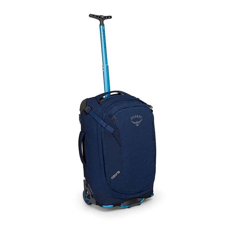オスプレー メンズ バックパック・リュックサック バッグ Osprey Ozone 21.5 Inch Travel Pack Buoyant Blue