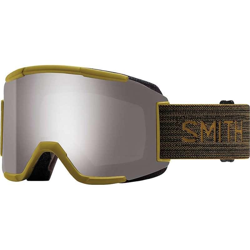 スミス メンズ サングラス・アイウェア アクセサリー Smith Squad ChromaPop Snow Goggle Mystic Green/ChromaPop Sun Green Mirror