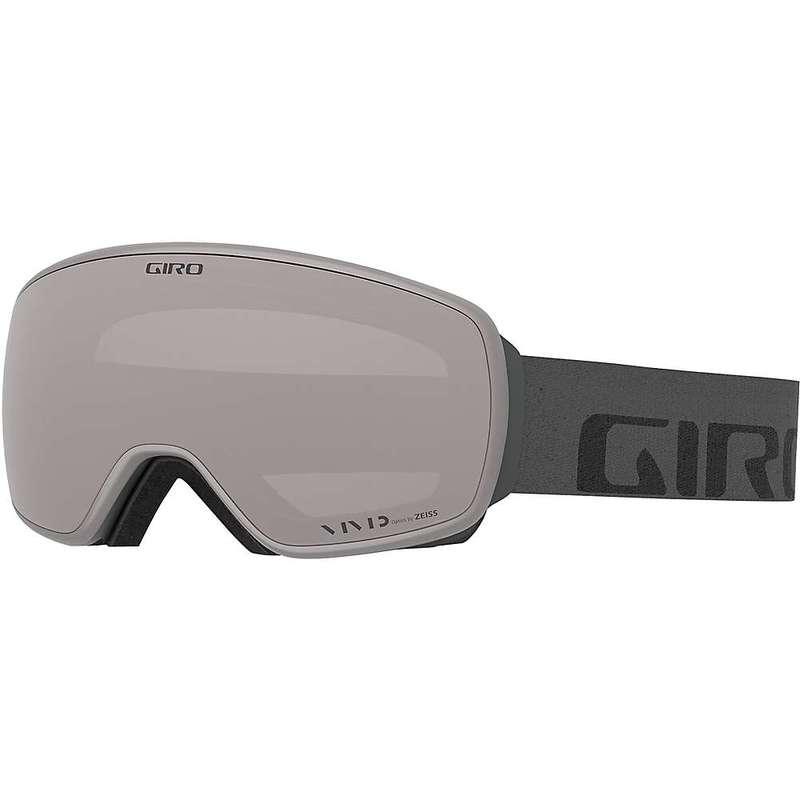 ジロ メンズ サングラス・アイウェア アクセサリー Giro Men's Agent Goggle Grey Wordmark / Vivid Onyx / Vivid Infrared