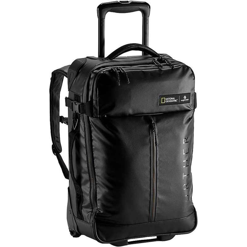 イーグルクリーク メンズ バックパック・リュックサック バッグ Eagle Creek National Geographic Borderless Convertible Carry On Bag Black