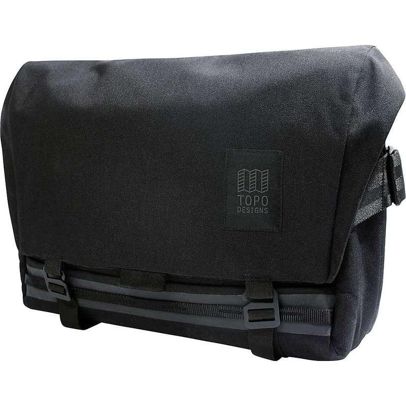 トポ・デザイン メンズ ショルダーバッグ バッグ Topo Designs Messenger Bag Black