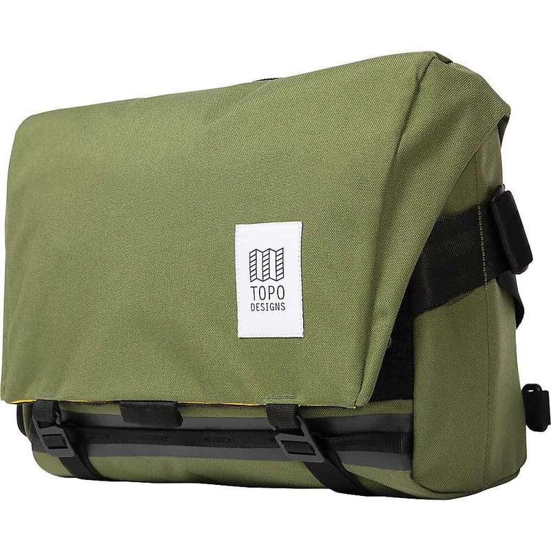 トポ・デザイン メンズ ショルダーバッグ バッグ Topo Designs Messenger Bag Olive