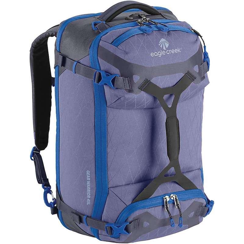 イーグルクリーク メンズ スーツケース バッグ Eagle Creek Gear Warrior 45L Travel Pack Arctic Blue