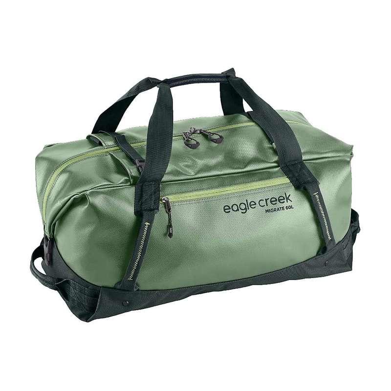 イーグルクリーク メンズ ボストンバッグ バッグ Eagle Creek Migrate 60L Duffel Bag Mossy Green