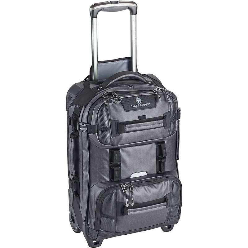 イーグルクリーク メンズ スーツケース バッグ Eagle Creek ORV Wheeled Carry On Duffel Bag Asphalt Black