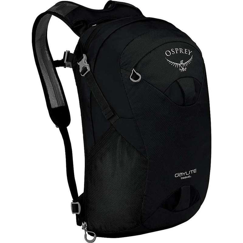 オスプレー メンズ バックパック・リュックサック バッグ Osprey Daylite Travel Pack Black