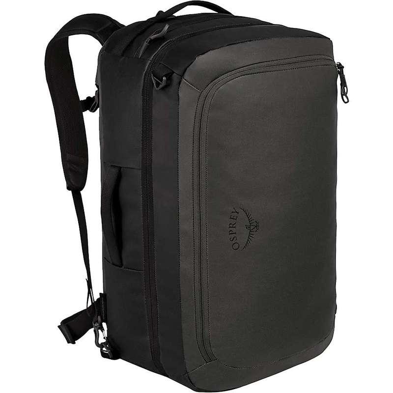 オスプレー メンズ バックパック・リュックサック バッグ Osprey Transporter Carry-On Black