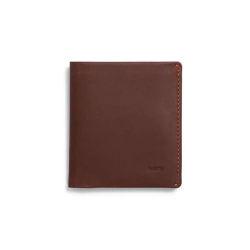 ベルロイ メンズ 財布 アクセサリー Bellroy RFID Note Sleeve Cocoa
