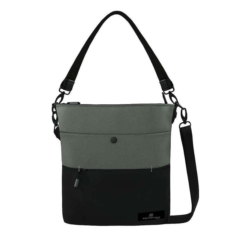 シェルパニ メンズ ショルダーバッグ バッグ Sherpani Ascentials Pro Emerson Cross Body Bag Loden