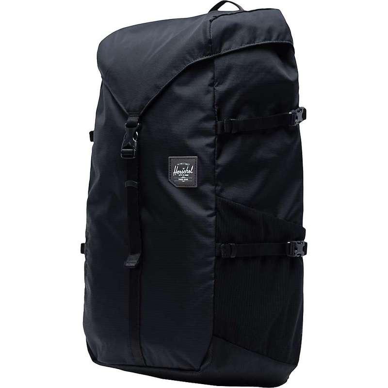 ハーシャル メンズ バックパック・リュックサック バッグ Herschel Supply Co Barlow Large Backpack Black