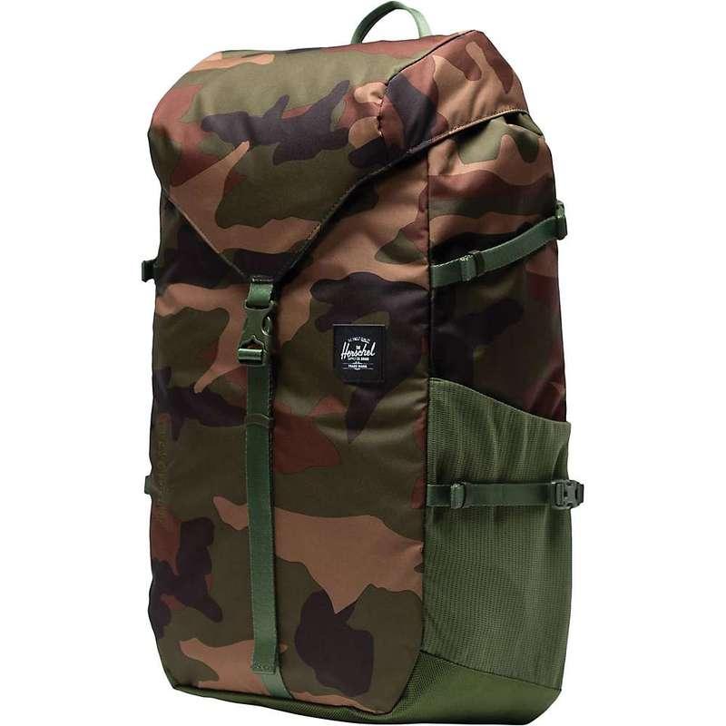 ハーシャル メンズ バックパック・リュックサック バッグ Herschel Supply Co Barlow Large Backpack Woodland Camo