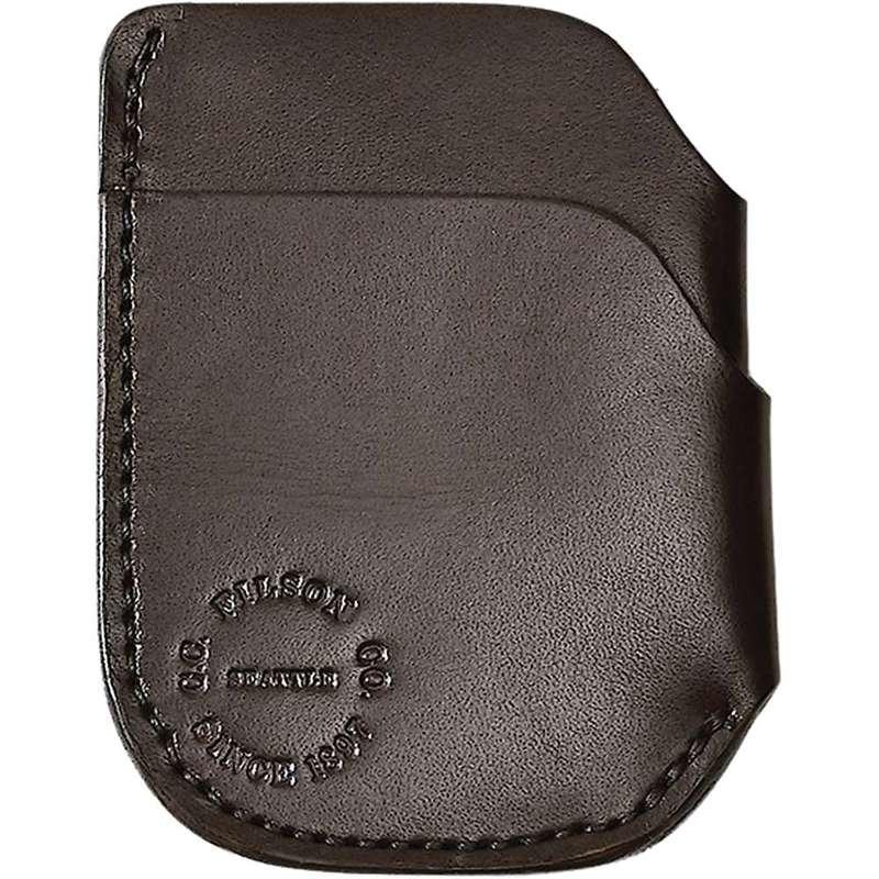 フィルソン メンズ 財布 アクセサリー Filson Front Pocket Cash and Card Case Brown
