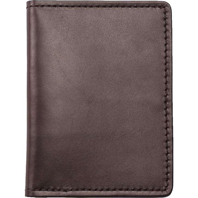 フィルソン メンズ 財布 アクセサリー Filson Passport and Card Case Brown