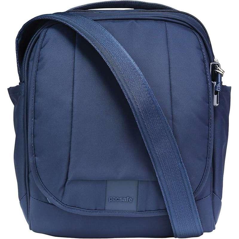 パックセーフ メンズ ショルダーバッグ バッグ Pacsafe Metrosafe LS200 Anti-Theft Shoulder Bag Deep Navy