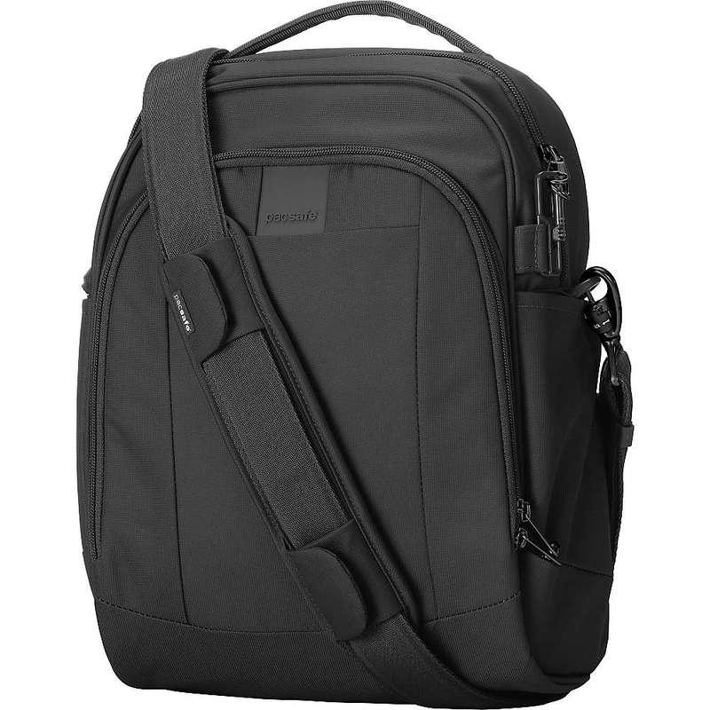 パックセーフ メンズ ショルダーバッグ バッグ Pacsafe Metrosafe LS250 Anti-Theft Shoulder Bag Black