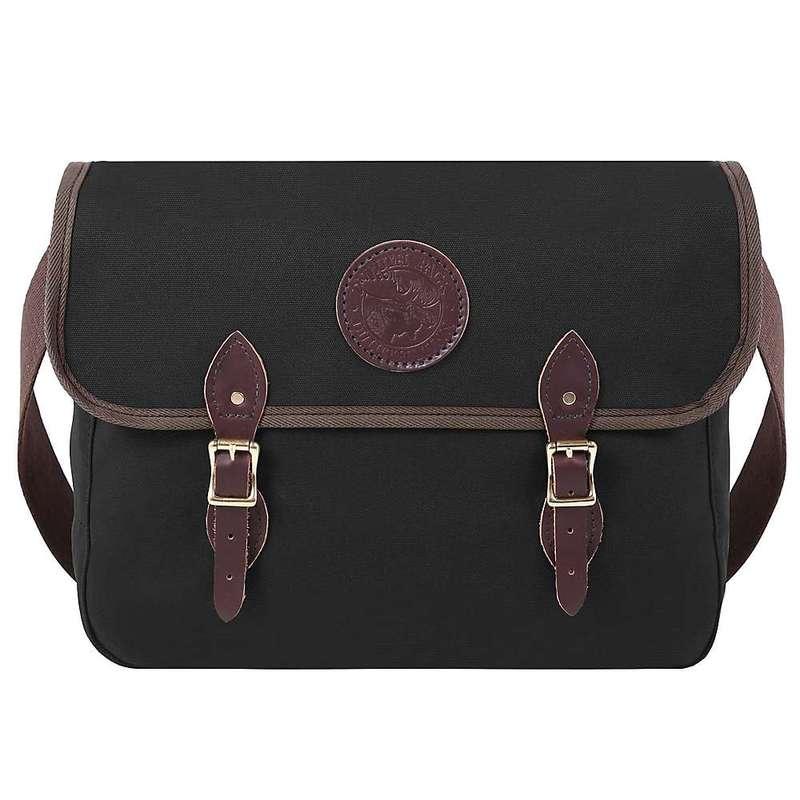 ダルースパック メンズ ショルダーバッグ バッグ Duluth Pack Standard Book Bag Black