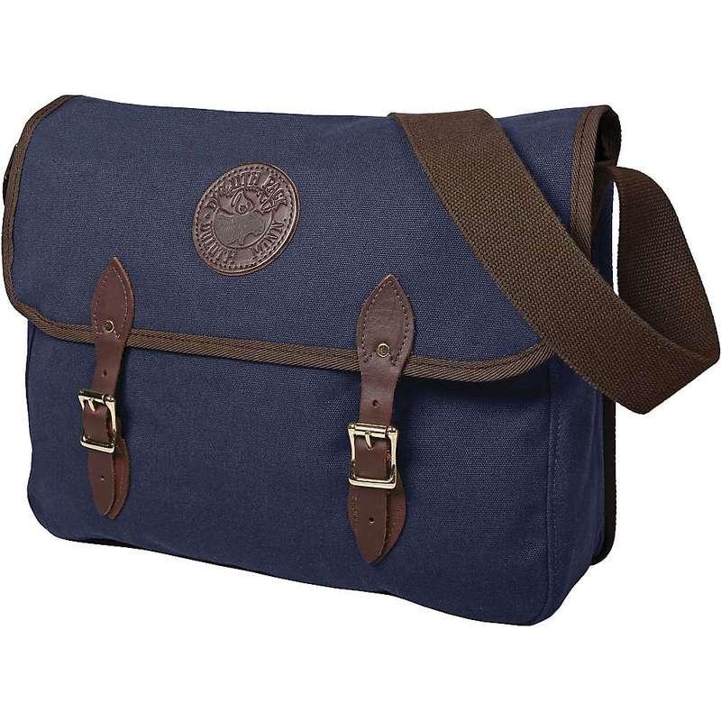 ダルースパック メンズ ショルダーバッグ バッグ Duluth Pack Standard Book Bag Navy