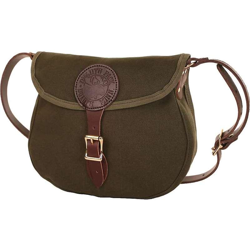 ダルースパック メンズ ショルダーバッグ バッグ Duluth Pack #100 Standard Shell Bag Olive Drab
