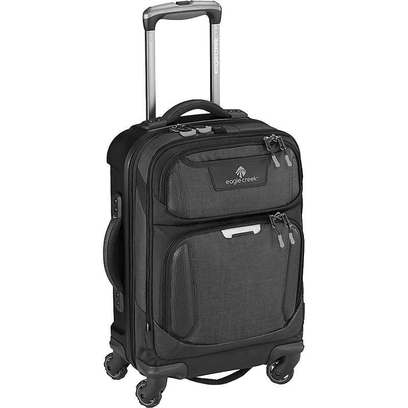 イーグルクリーク メンズ スーツケース バッグ Eagle Creek Tarmac AWD Carry On Travel Pack Asphalt Black