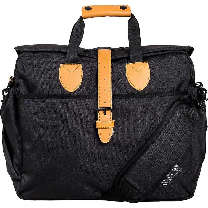 ユナイテッドバイブルー メンズ ショルダーバッグ バッグ United By Blue Deuhl Laptop Bag Black