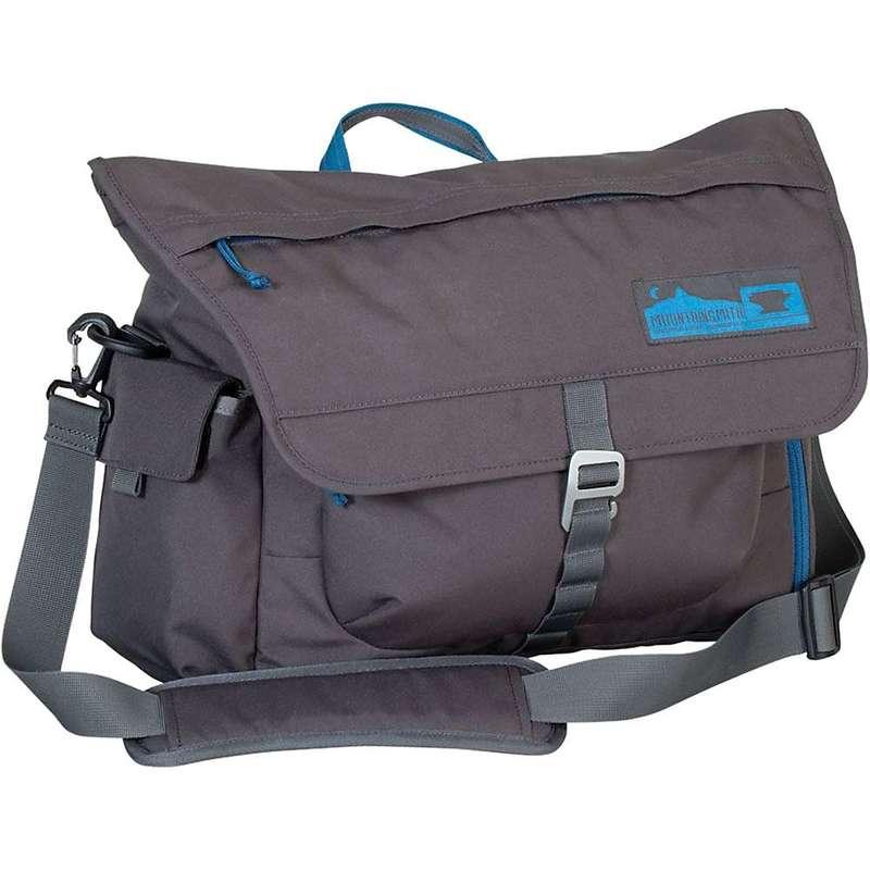 マウンテンスミス メンズ ショルダーバッグ バッグ Mountainsmith Adventure Office Bag - Regular Anvil Grey