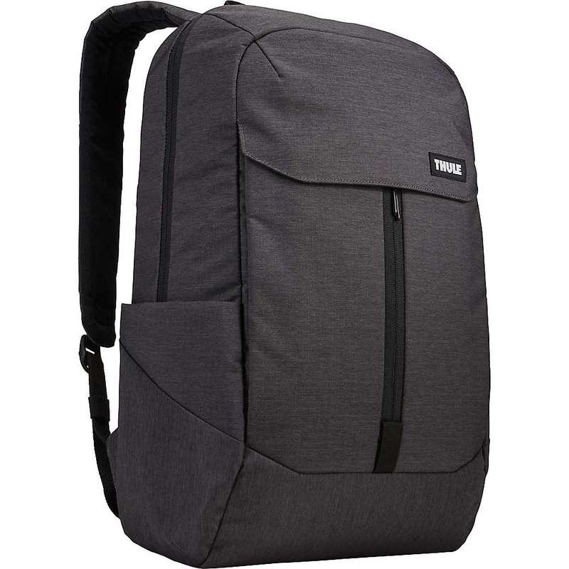 スリー メンズ バックパック・リュックサック バッグ Thule Lithos Backpack 20L Black