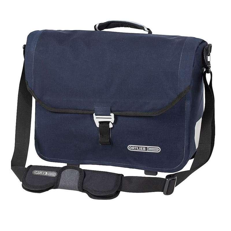 オートリービー メンズ ショルダーバッグ バッグ Ortlieb Downtown 2 QL2.1 Commuter Bag Steel Blue