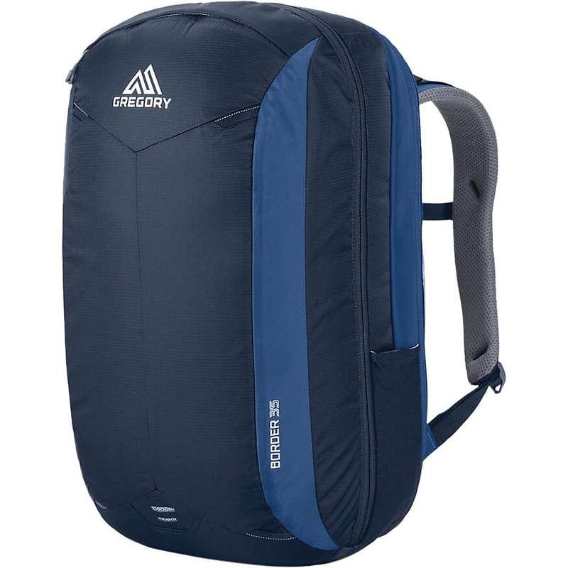 グレゴリー メンズ バックパック・リュックサック バッグ Gregory Border 35L Pack Indigo Blue