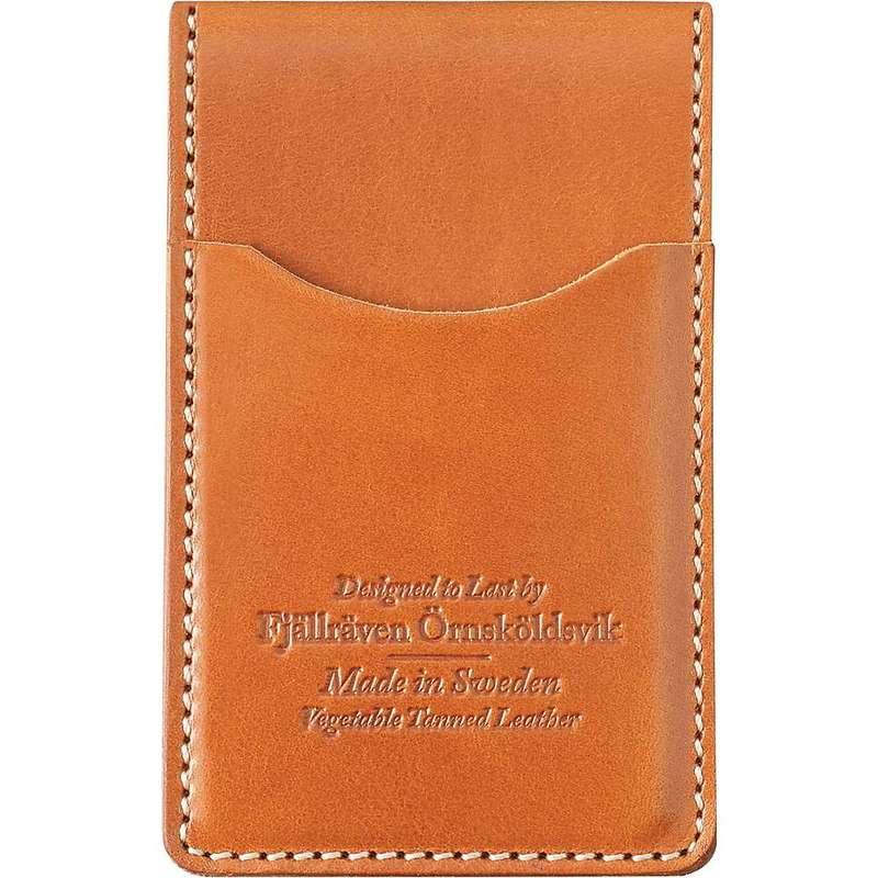 フェールラーベン メンズ 財布 アクセサリー Fjallraven Ovik Large Card Holder Leather Cognac