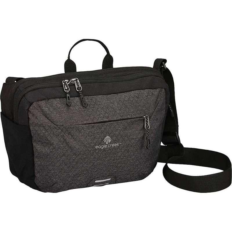 イーグルクリーク メンズ ショルダーバッグ バッグ Eagle Creek Wayfinder Crossbody Bag Black / Charcoal