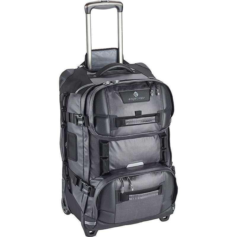 イーグルクリーク メンズ スーツケース バッグ Eagle Creek ORV Wheeled 80L Duffel Bag Asphalt Black