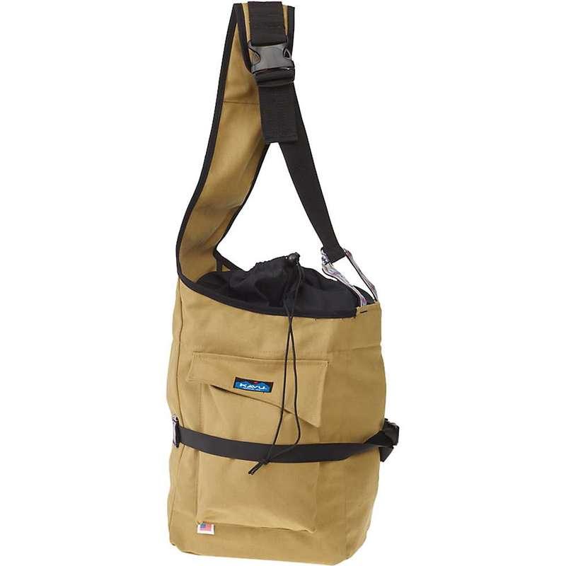 カブー メンズ ボディバッグ・ウエストポーチ バッグ KAVU Climbers Bag Khaki