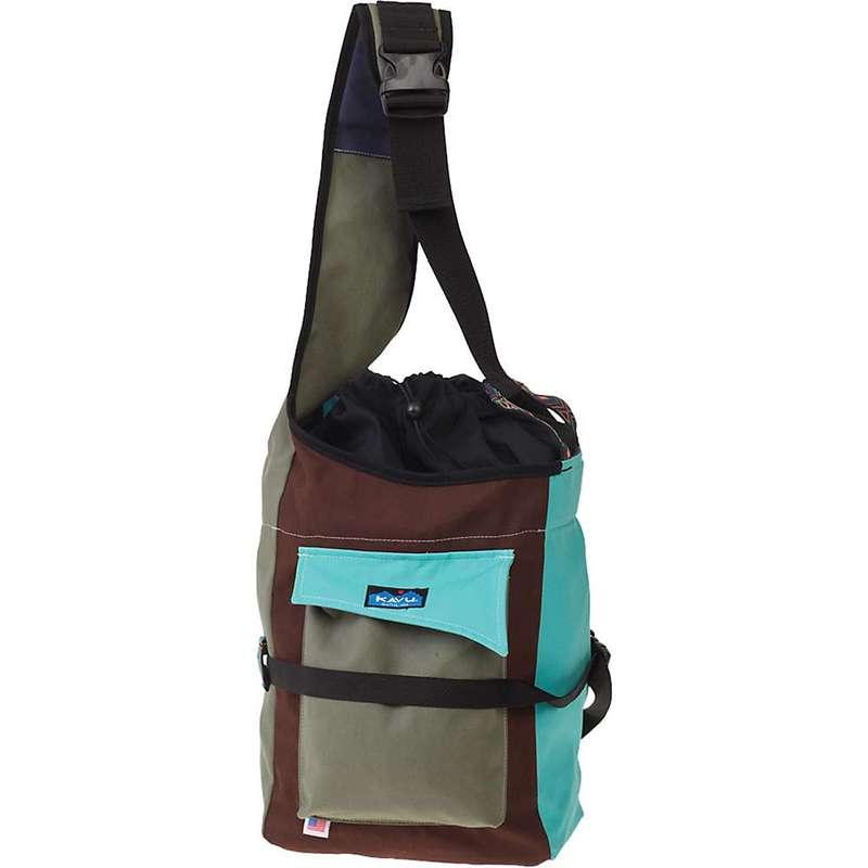 カブー メンズ ボディバッグ・ウエストポーチ バッグ KAVU Climbers Bag Ugly