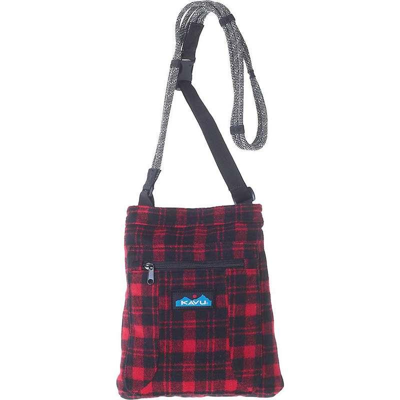 カブー メンズ ショルダーバッグ バッグ Kavu Women's Keepon Keepin Bag Lumberjack