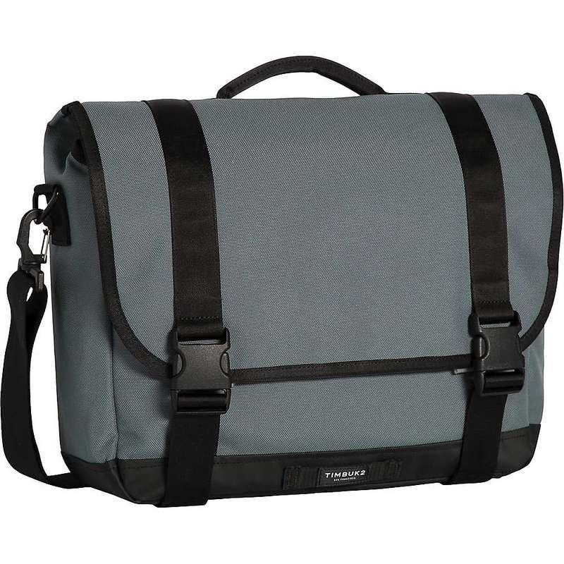 ティムブックツー メンズ ショルダーバッグ バッグ Timbuk2 Commute Bag Gunmetal