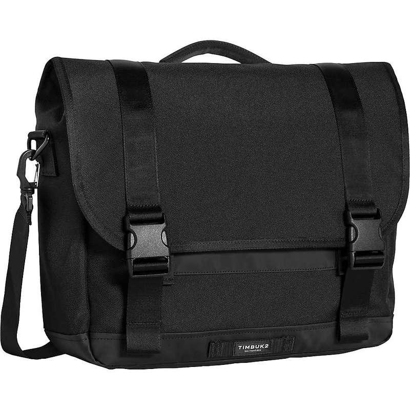 ティムブックツー メンズ ショルダーバッグ バッグ Timbuk2 Commute Bag Jet Black