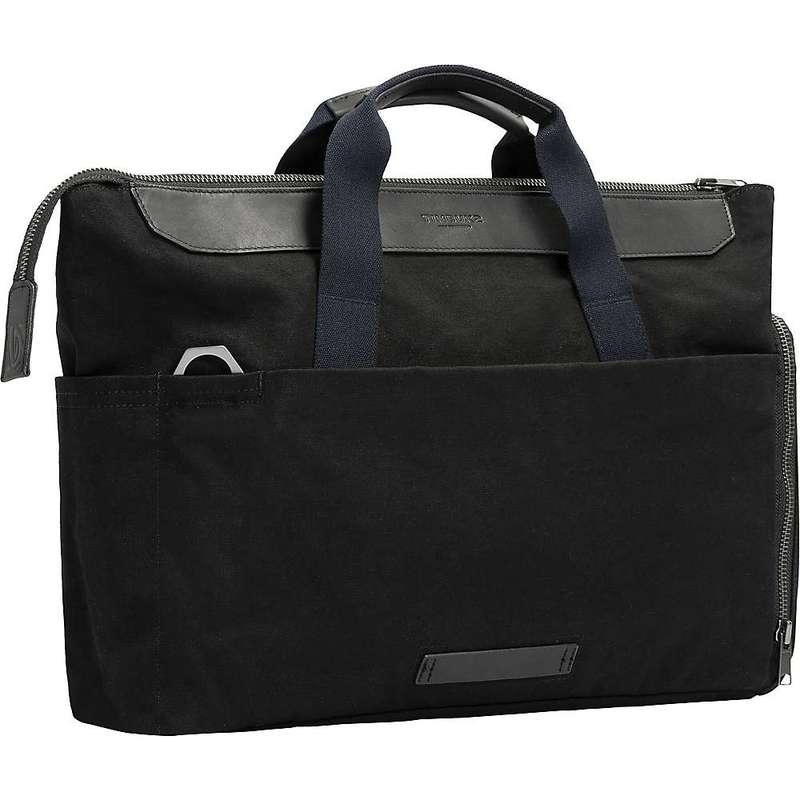 ティムブックツー メンズ ショルダーバッグ バッグ Timbuk2 Smith Briefcase Jet Black