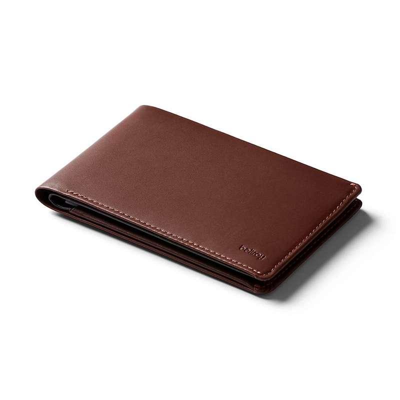 ベルロイ メンズ 財布 アクセサリー Bellroy Travel Wallet Cocoa