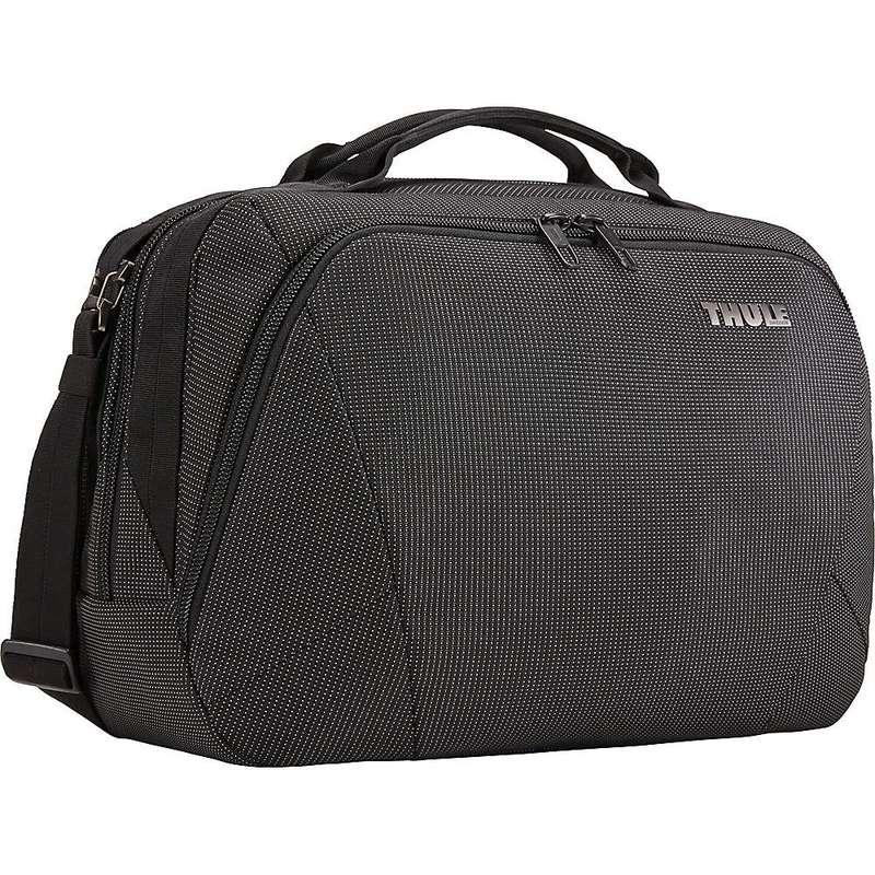 スリー メンズ ショルダーバッグ バッグ Thule Crossover 2 25L Boarding Bag Black